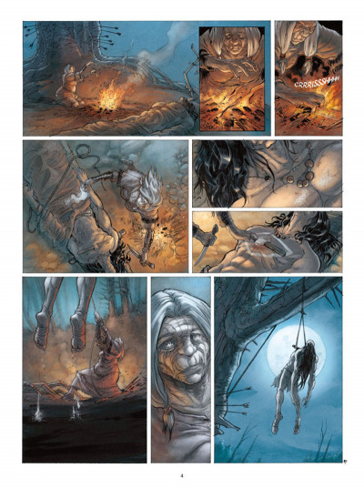 Page 2 Ulysse 1781 tome 1 - Le Cyclope 1/2