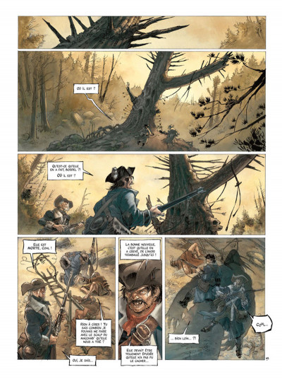 Page 3 Ulysse 1781 tome 1 - Le Cyclope 1/2