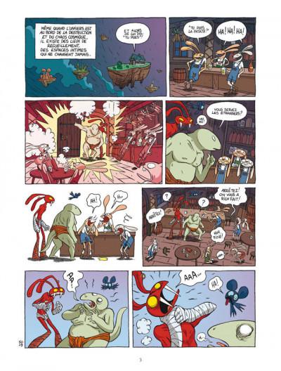 Page 1 Donjon Crépuscule Tome 110 - Haut Septentrion