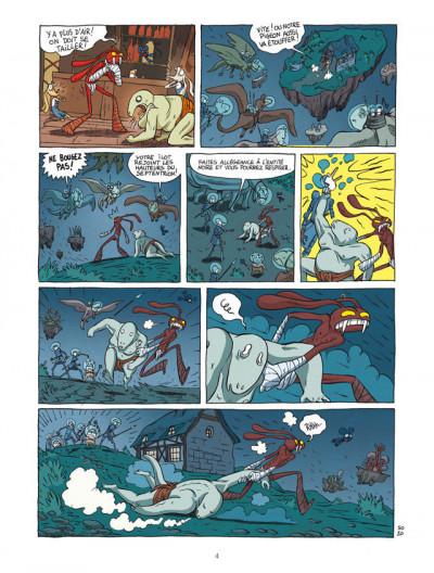 Page 2 Donjon Crépuscule Tome 110 - Haut Septentrion
