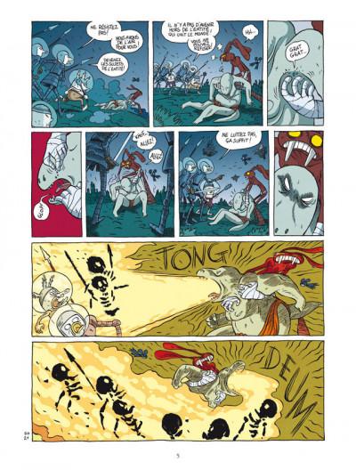Page 3 Donjon Crépuscule Tome 110 - Haut Septentrion
