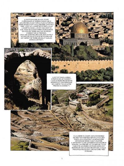 Page 1 Les 30 deniers tome 1