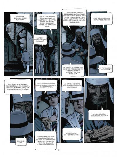 Page 4 Les 30 deniers tome 1