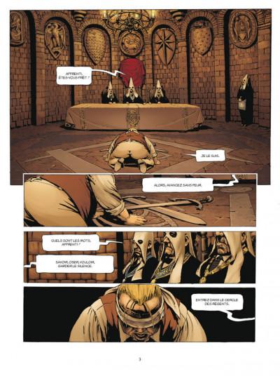 Page 1 Les 30 deniers tome 3