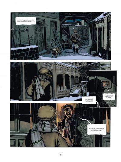 Page 1 Les 30 deniers tome 4