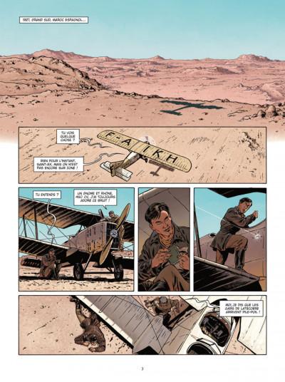 Page 1 Jour J tome 14 - oméga