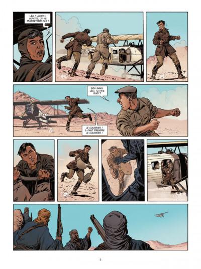 Page 3 Jour J tome 14 - oméga