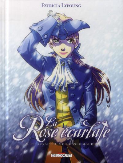 Couverture La Rose écarlate tome 10