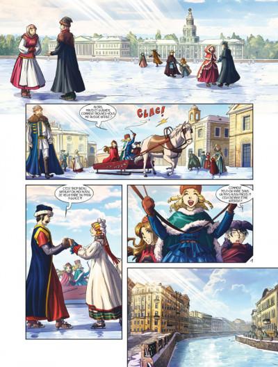 Page 1 La Rose écarlate tome 10