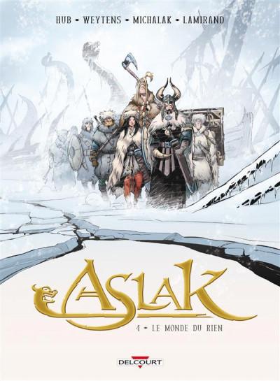 image de Aslak tome 4 - Le monde du rien