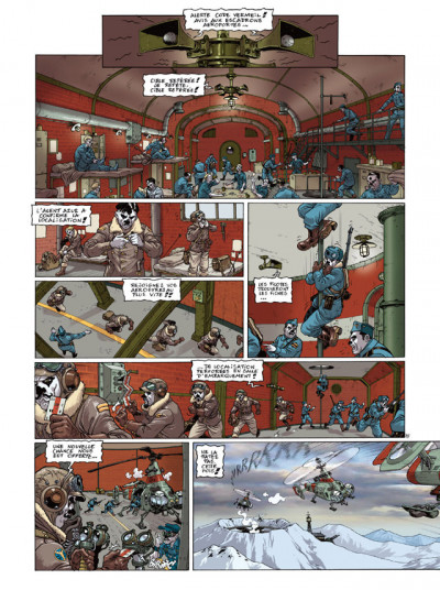 Page 1 Sillage tome 17