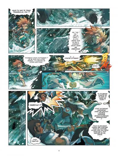 Page 2 Les légendaires - origines tome 3