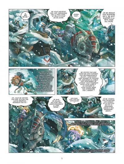 Page 3 Les légendaires - origines tome 3
