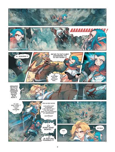 Page 4 Les légendaires - origines tome 4