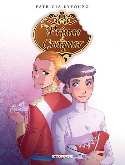 Couverture Un prince à croquer tome 4