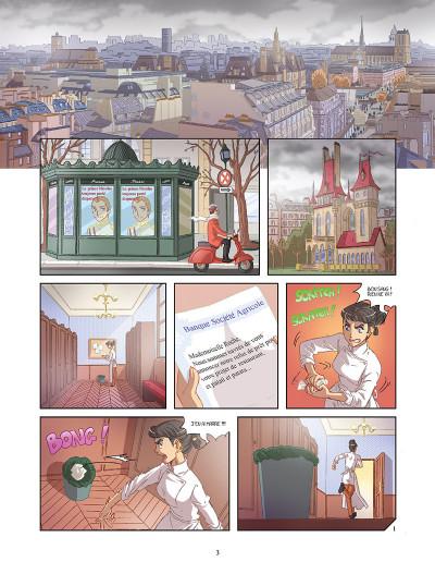 Page 1 Un prince à croquer tome 4