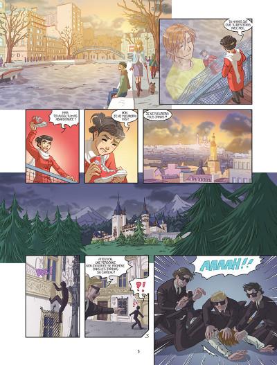 Page 3 Un prince à croquer tome 4
