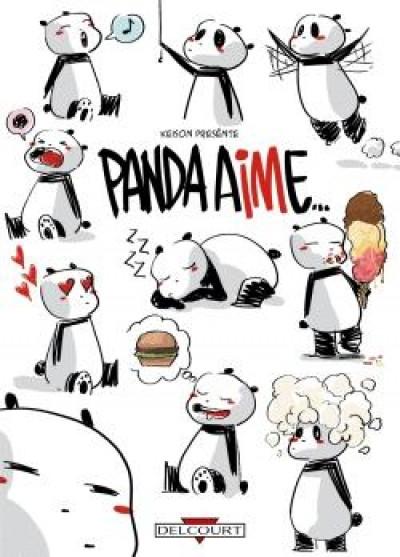 Couverture Panda aime...