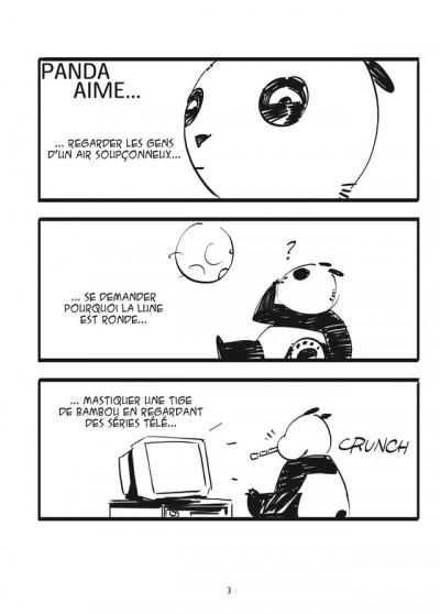 Page 1 Panda aime...