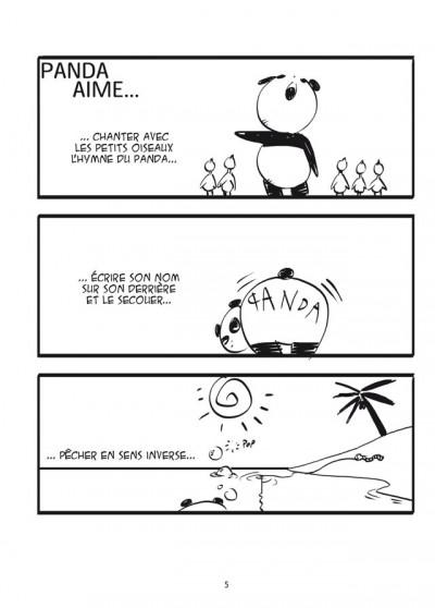 Page 3 Panda aime...