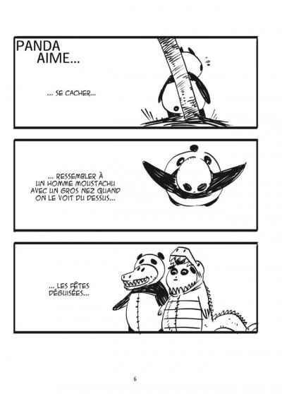 Page 4 Panda aime...