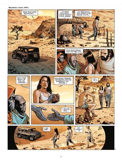 Page 1 Le chant des stryges tome 16
