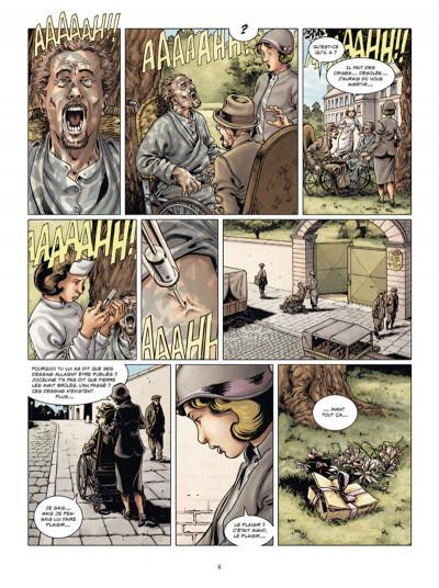 Page 4 14-18 tome 3 - Le Champ d'honneur (janvier 1915)
