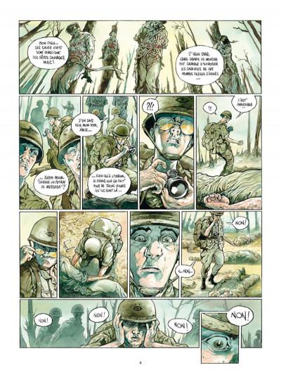 Page 2 Complot tome 3 - La bataille de Hamburger Hill