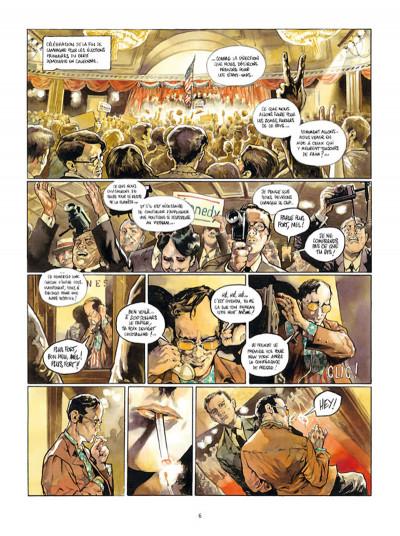 Page 4 Complot tome 3 - La bataille de Hamburger Hill