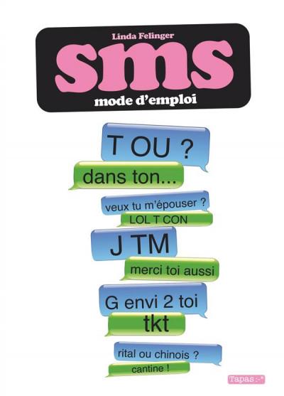 image de SMS ; mode d'emploi
