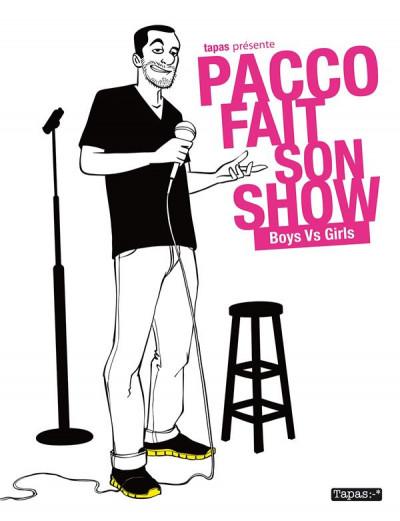 image de Pacco fait son show - boys vs girls