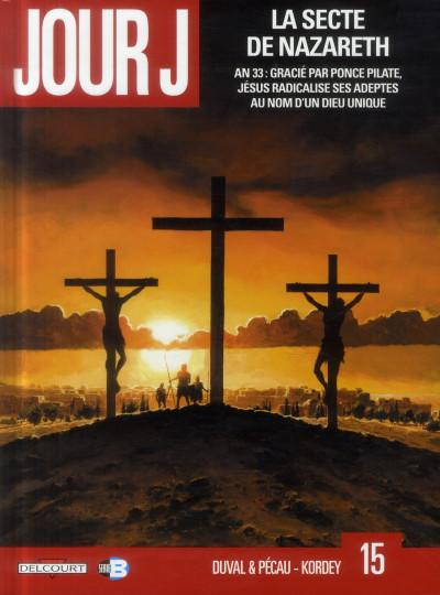 image de Jour J tome 15 - la secte de Nazareth