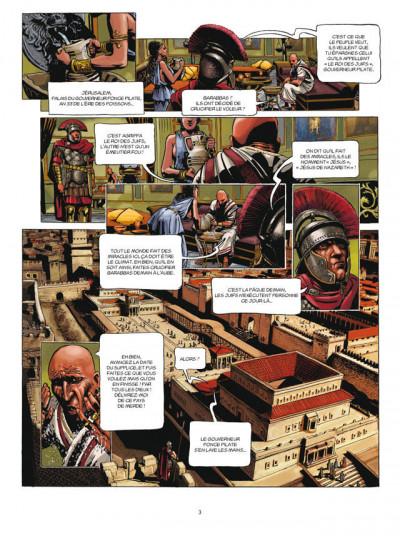 Page 1 Jour J tome 15 - la secte de Nazareth