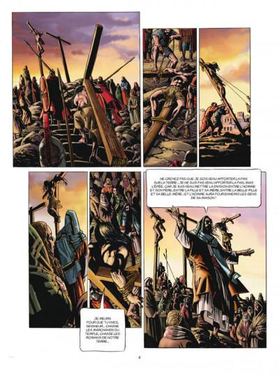 Page 2 Jour J tome 15 - la secte de Nazareth