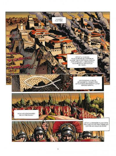 Page 3 Jour J tome 15 - la secte de Nazareth
