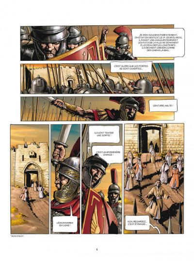 Page 4 Jour J tome 15 - la secte de Nazareth