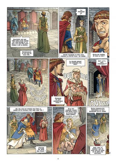 Page 2 Les reines de sang - Jeanne, La mâle reine tome 1