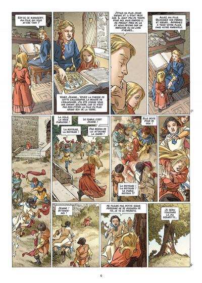 Page 4 Les reines de sang - Jeanne, La mâle reine tome 1
