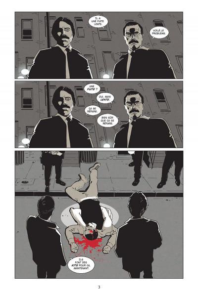 Page 1 Homicide - Une année dans les rues de Baltimore tome 1