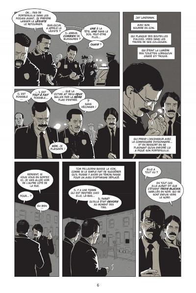 Page 4 Homicide - Une année dans les rues de Baltimore tome 1