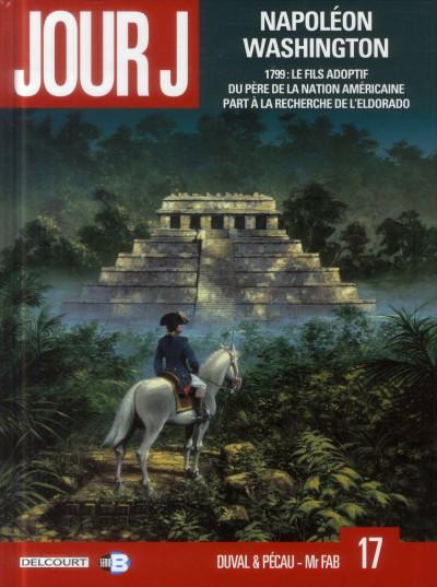 image de Jour J tome 17 - Napoléon Washington