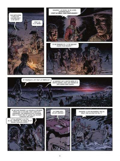Page 3 Jour J tome 17 - Napoléon Washington