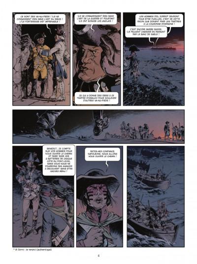 Page 4 Jour J tome 17 - Napoléon Washington