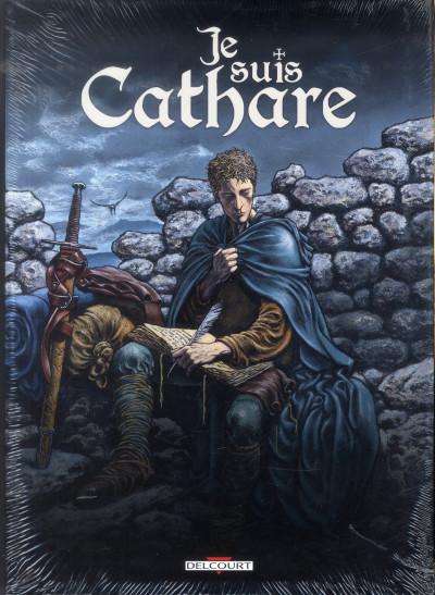 image de je suis Cathare tome 1 à tome 4 - coffret