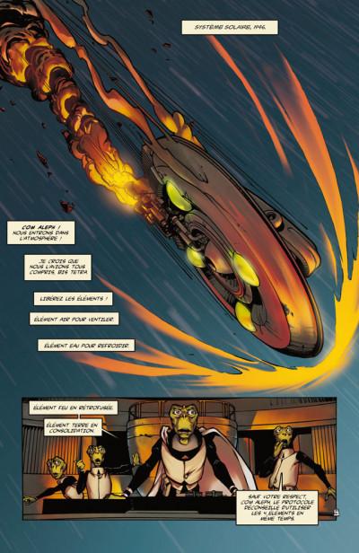 Page 1 Attoneen tome 1 - Alien intérieur