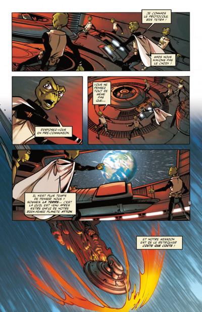 Page 2 Attoneen tome 1 - Alien intérieur