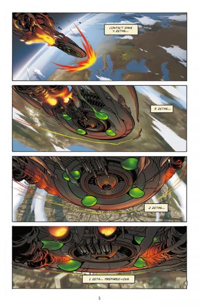 Page 3 Attoneen tome 1 - Alien intérieur