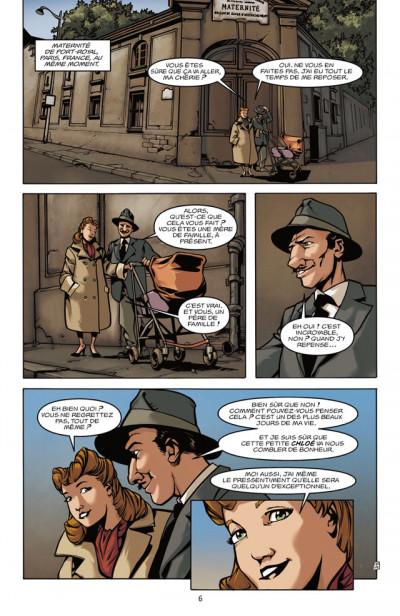 Page 4 Attoneen tome 1 - Alien intérieur