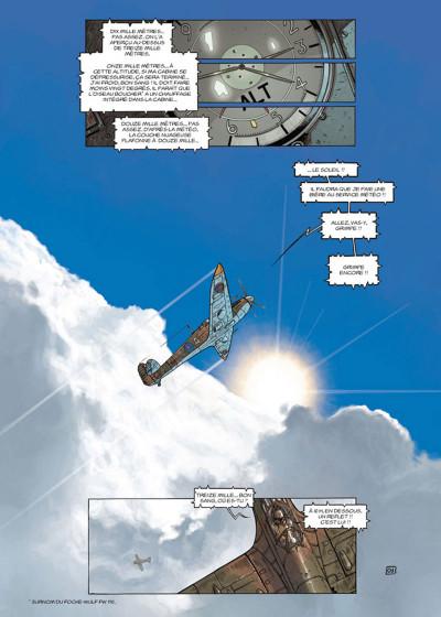 Page 1 Lignes de front tome 6