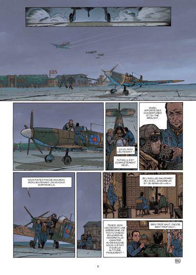 Page 4 Lignes de front tome 6